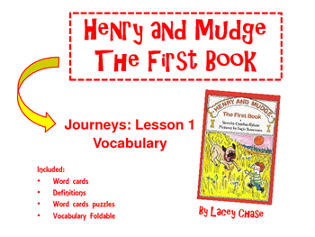 Henry and Mudge, Vocabulary