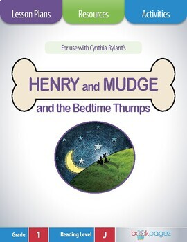 Henry and Mudge and the Bedtime Thumps Lesson Plans & Activities, Second Grade