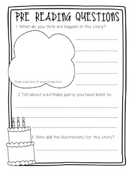 Henry and Mudge and the Best Day of All {Comprehension and Word Study Packet}