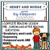Henry and Mudge and the Big Sleepover Guided Reading Novel