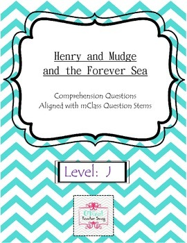 Henry and Mudge and the Forever Sea-Questions