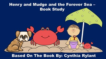Henry and Mudge and the Forever Sea - Book Study