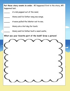 Henry and Mudge and the Forever Sea Ready-to-Read ELA Study Guide