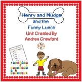 Henry and Mudge and the Funny Lunch Book Companion Unit