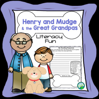 Henry and Mudge and the Great Grandpas - Literacy Fun