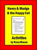 Henry and Mudge and the Happy Cat Literacy Packet