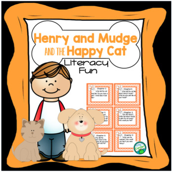 Henry and Mudge and the Happy Cat - Literacy Fun!