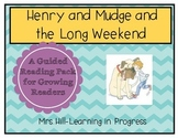 Henry and Mudge and the Long Weekend - Guided Reading for