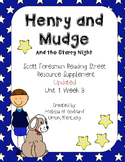 Henry and Mudge and the Starry Night : Reading Street Scott Foresman UPDATED