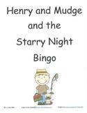 Henry and Mudge and the Starry Night Bingo Game ~ Language Arts Activity
