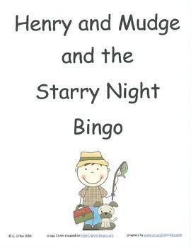Henry and Mudge and the Starry Night Bingo Game ~ Language