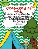 Henry and Mudge and the Starry Night Close Reading 2nd Reading Street