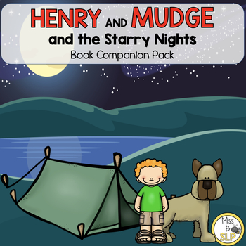 Henry and Mudge and the Starry Night-Companion Pack