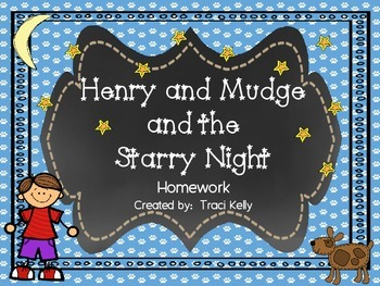 Henry and Mudge and the Starry Night Homework - Scott Fore