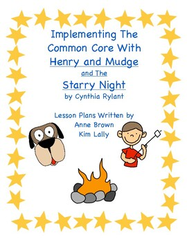 Henry and Mudge and the Starry Night: Implementing the Common Core