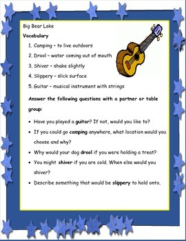Henry and Mudge and the Starry Night Read-to-Read ELA Study Guide