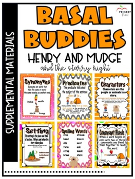 Henry and Mudge and the Starry Night -Reading Street(2013) Grade:2 Unit 1 Week 3
