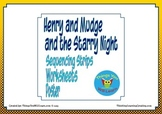 Henry and Mudge and the Starry Night Sequence and Summarize