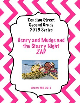 Henry and Mudge and the Starry Night ZAP