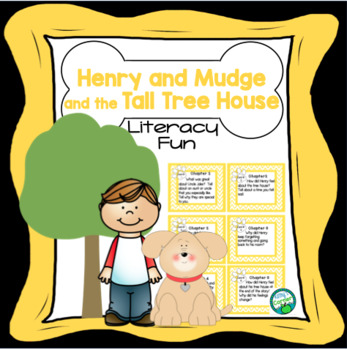 Henry and Mudge and the Tall Tree House - Literacy Fun