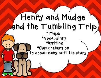 Henry and Mudge and the Tumbling Trip Book Study