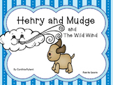 Henry and Mudge and the Wild Wind ~ 20 pgs. Common Core Activities