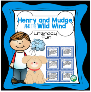 Henry and Mudge and the Wild Wind - Literacy Fun!