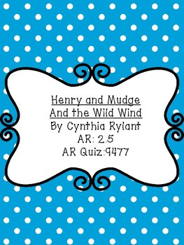 Henry and Mudge and the Wild Winds