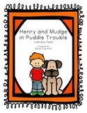 Henry and Mudge in Puddle Trouble Literacy Pack