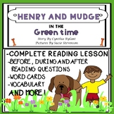 Henry and Mudge in the Green Time Guided Reading Novel Stu