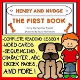 Henry and Mudge the First Book Guided Reading Novel Study
