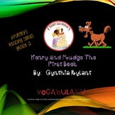Henry and Mudge the First Book Vocabulary Power Point