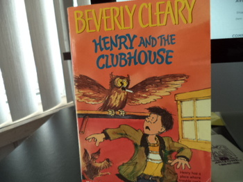 Henry and The Clubhouse ISBN 0-439-38596-2