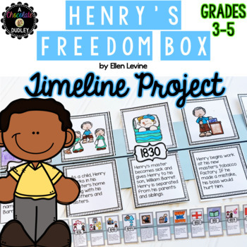 1/2 OFF FIRST 24 HOURS! Henry's Freedom Box Activity