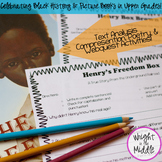 Henry's Freedom Box Book Study & Webquest