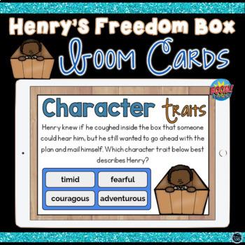 Henry's Freedom Box - Character Traits Bundle