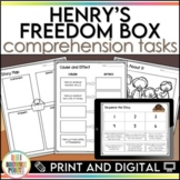 Henry's Freedom Box - Comprehension Activities