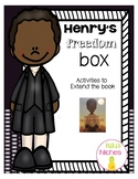 Henry's Freedom Box Extend the Book