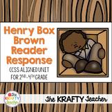Henry's Freedom Box Reader Response