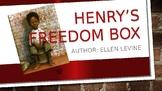 Henry's Freedom Box Vocabulary pwrpt.