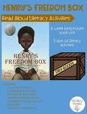 Henry's Freedom Box literacy activities