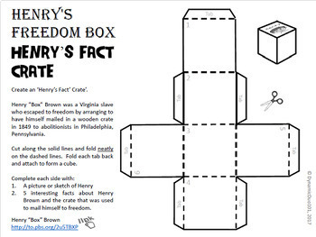 Henry's Freedom Box with Interactive Notebook, Test Prep, & Annotation Assistant