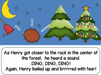 Henry the Hedgehog & the Christmas Tree Surprise!