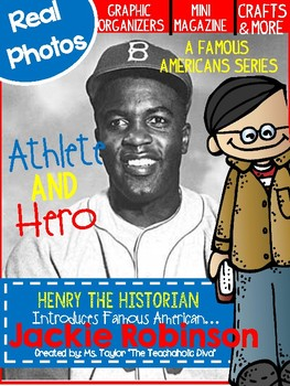Jackie Robinson (Henry the Historian's Famous Americans Series)