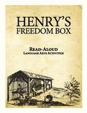 Henry's Freedom Box Read Aloud Language Arts Activities Black History Month