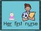 Her First Nurse: er, ir, ur word sort