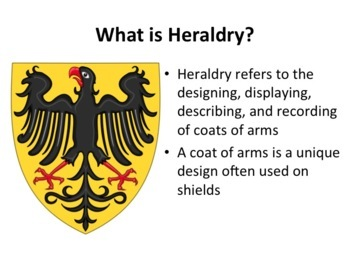 Coat of Arms - Heraldry Presentation