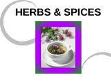Herb & Spice PowerPoint