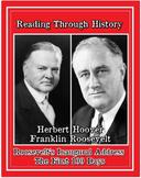 Herbert Hoover and FDR