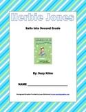 Herbie Jones Sails Into Second Grade Comprehension Packet
